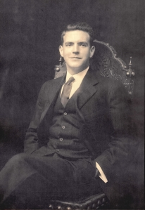 William John as a Young Man