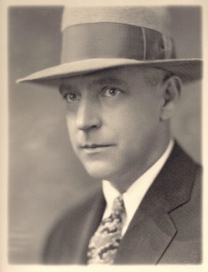 William John, circa 1930